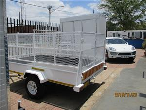 2M LUGGAGE TRAILER FOR SALE