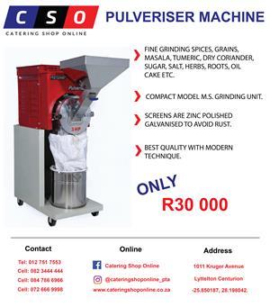 Pulveriser / Spice Grinder / Flour Mill machine