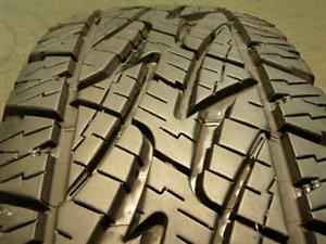 265/65R17 CONTINENTAL A/T TYRES FOR SALE