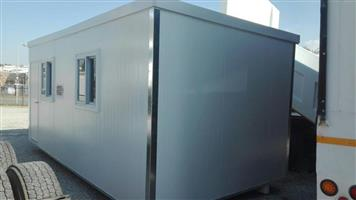Large office container with windows for sale