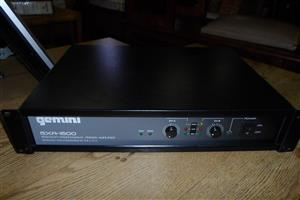 2 Channel Gemini GXA-1600 Amplifier - B033033446-1