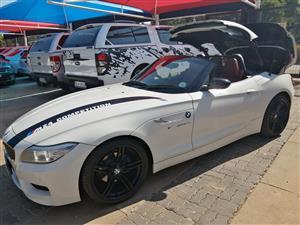 2014 BMW Z4 sDrive20i M Sport auto