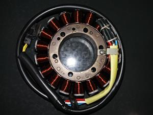 CDI's,STATOR COILS AND REGULATORS