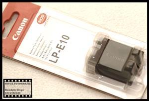 Canon LP-E10 Battery