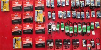 Quality Gates Timing Belts / Dunlop Fan Belts