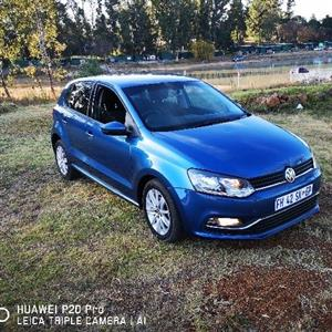 2016 VW Polo hatch POLO 1.0 TSI COMFORTLINE