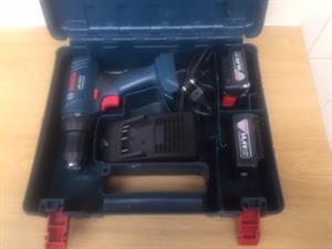 Bosch Cordless Drill .GSR 1440-Li Professional