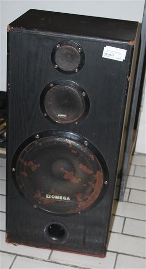 Omega speaker S030692A #Rosettenvillepawnshop