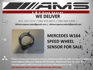 MERCEDES W164 WHEEL SPEED SENSOR
