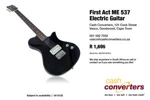 First Act ME 537 Electric Guitar