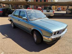 1986 BMW 3 Series 316i