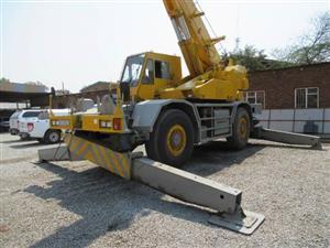 Tadano TR 350m-1, 35 Ton Mobile Crane