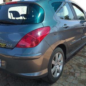 2009 Peugeot 206 1.4 16V X Line