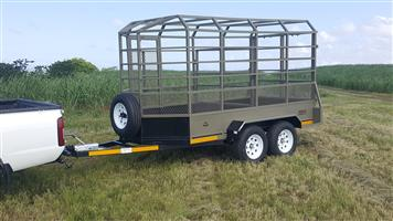 Cattle Trailers for sale (starting from R28000)