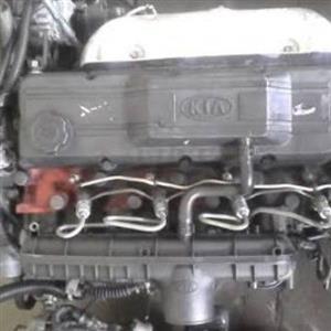 Kia 2.7 starter motors