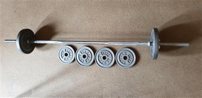 Barbell & Weights