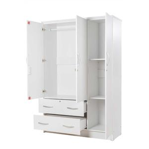 3DOOR WARDROBES WITH 2DRAWERS FOR R2600- ( YOU CAN PAY AT HOME )