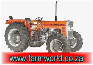 Orange TAFE 45 DI 35kW/47Hp 4x4 New Tractor