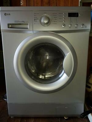 LG Washing Mashine frontloader 6kg