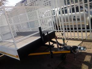 4M GOODS TRAILER FOR SALE