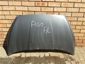 Ford Figo Latest Shape Bonnet
