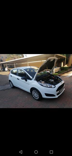 2017 Ford Fiesta 5 door 1.0T Ambiente auto