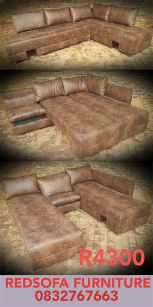 The 3 in 1 adjustable couch
