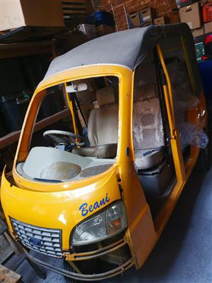 Tuk Tuk's  Sell or Swap  for Food Trailer