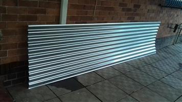 3.6m corrigated sheet