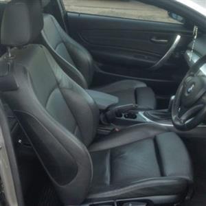 2008 BMW 1 Series 135i coupe auto