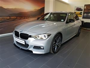 2018 BMW 3 Series 340i M Sport sports auto