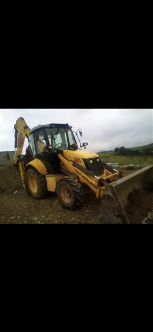 New holland tlb