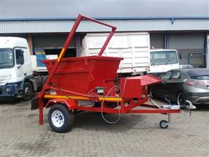 COMBO OF [10] 2m SKIP BINS AND SKIP LOUDER MANUFACTURES AND HYDRAULISC SYSTEMS INSTALLER CALL NOW!!! 0766109796
