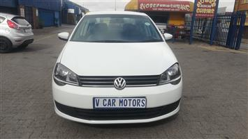 2015 VW Polo sedan POLO GP 1.6 TRENDLINE