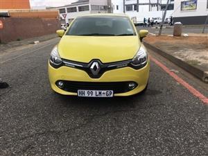 2015 Renault Clio 1.6 Avantage
