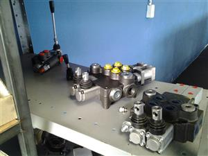 HYDRAULIC SYSTEM AND PTO PUMP INSTALLATION call 0814717772