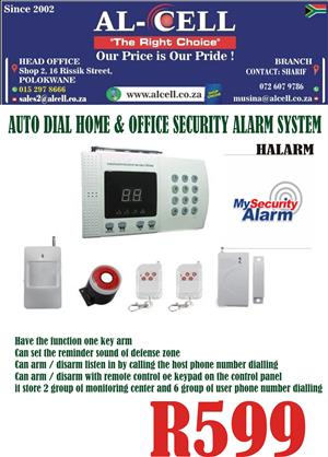 Home & Office Mini AlarmSystem