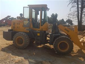 Sino , Front End Loader