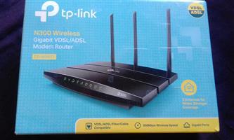 TP-Link AC1200 Wireless VDSL/ADSL Router