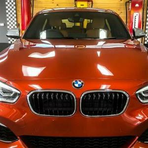 2014 BMW 1 Series 118i 5 door M Sport