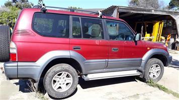 2010 Toyota Land Cruiser Prado PRADO VX L 3.0D A/T