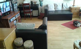 Corner piece louge suite to swop