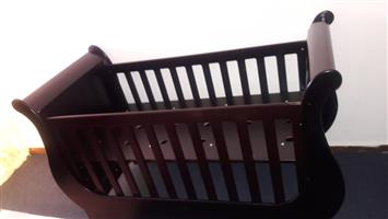 Treehouse Sleigh Cot for sale