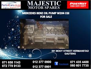 Mercedes benz CGI oil pump for sale