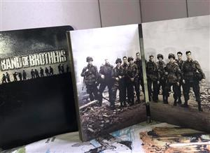 Band of brothers series set for sale