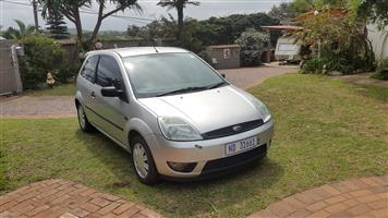2004 Ford Fiesta 1.4i 3 door Trend