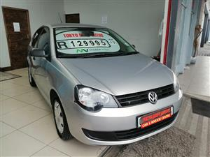 2013 VW Polo Vivo sedan 1.4 Trendline