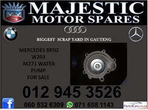 Mercedes benz water pump new for sale