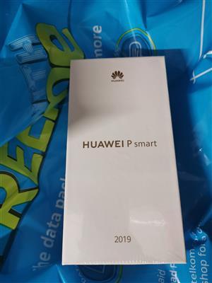 Huawei psmart 2019 midnight black