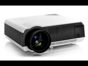 Sinotec LED Projector SPJ86C Resolution 1280 x 768, 2700 Lumens Lamp Life 20000 Hours